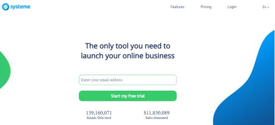 Online Course Platform - Systeme.io