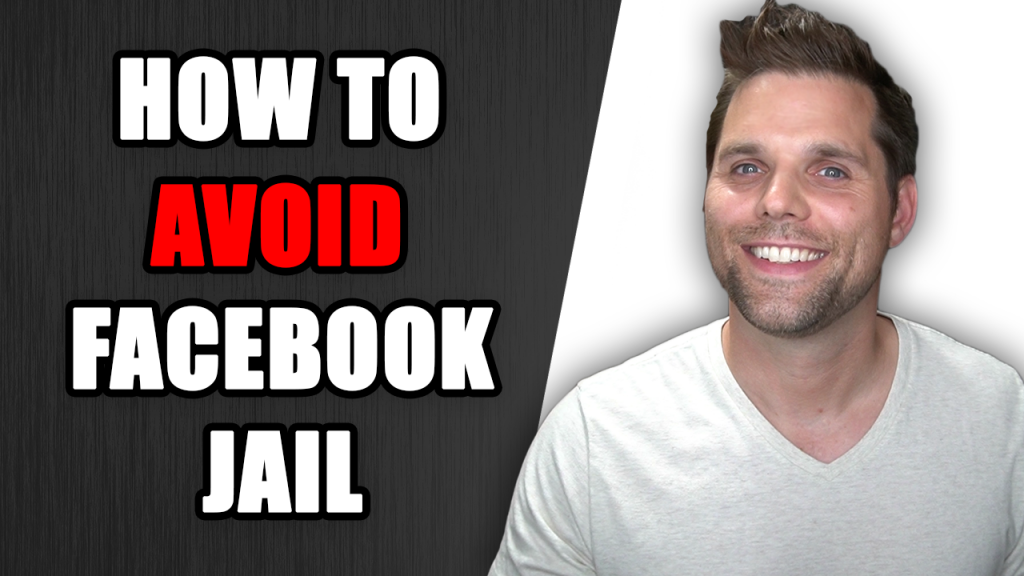 how to avoid facebook jail