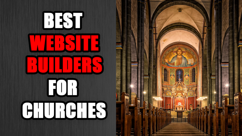 website builders for churches