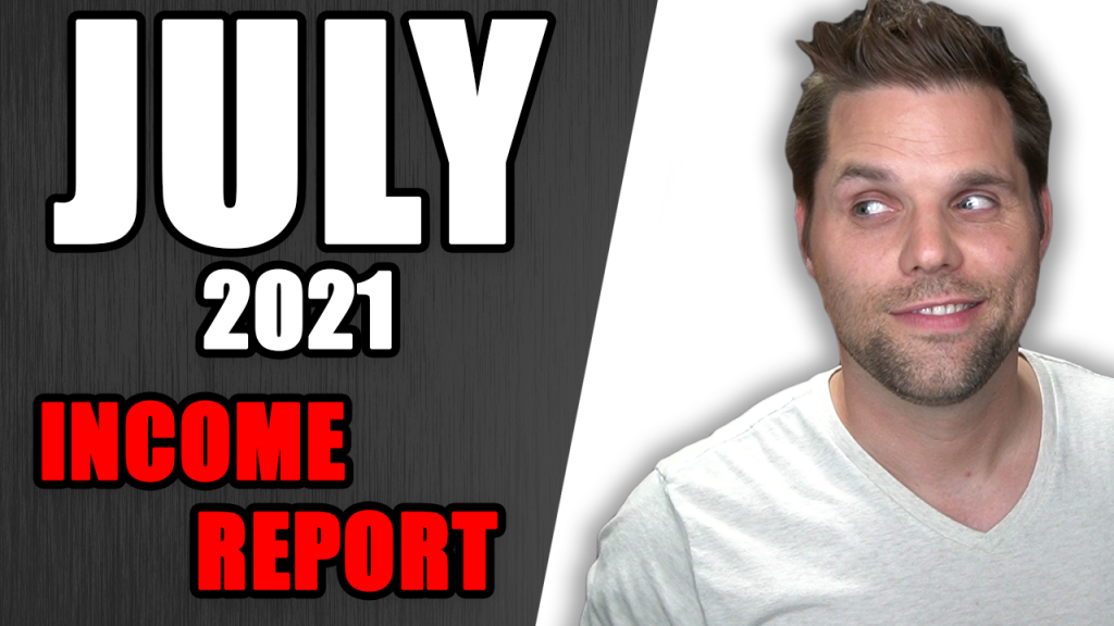 july 2021 income report