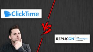 clicktime vs replicon